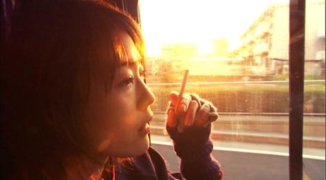 Une femme japonaise, Rei