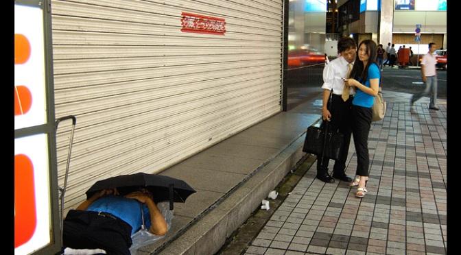 Grouillement de Shinjuku (1)