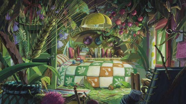 Arrietty ou le Studio Ghibli se met en abyme
