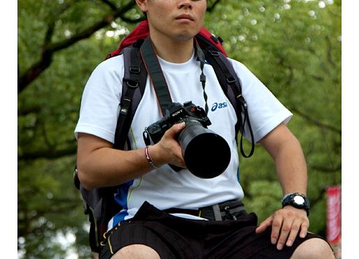 Portrait de photographe – Japanese Style