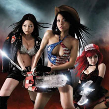 (posters) Les guns and boobs du v-cinéma