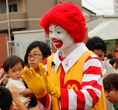 Salutations à Ronald qui s'est fait foutre de lui au matsuri