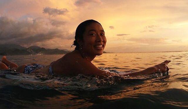 Bijins de la semaine (63) : Nao Omura et ses copines surfeuses