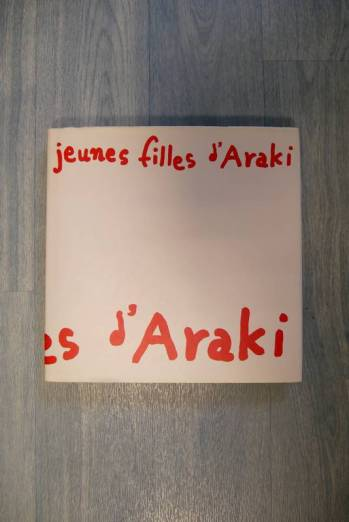 jeunes filles d'araki