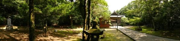 panorama temple