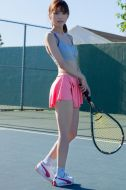tennis bijin 16
