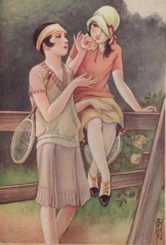 tennis bijin 4