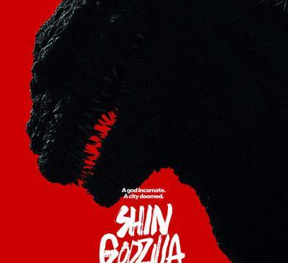 Shin Godzilla (Hideaki Anno -2016)