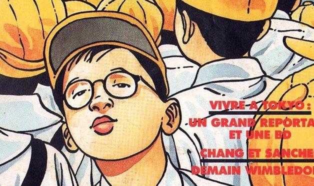 Des Japonais chez les franco-Belges #10 : Jung