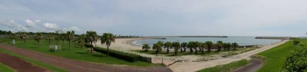 panorama plage